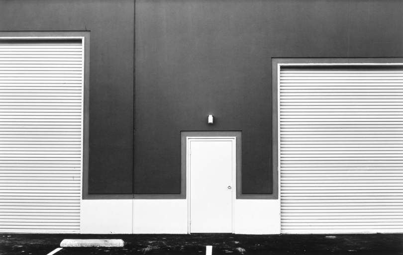 Lewis Baltz, Hot to Make Minimalism