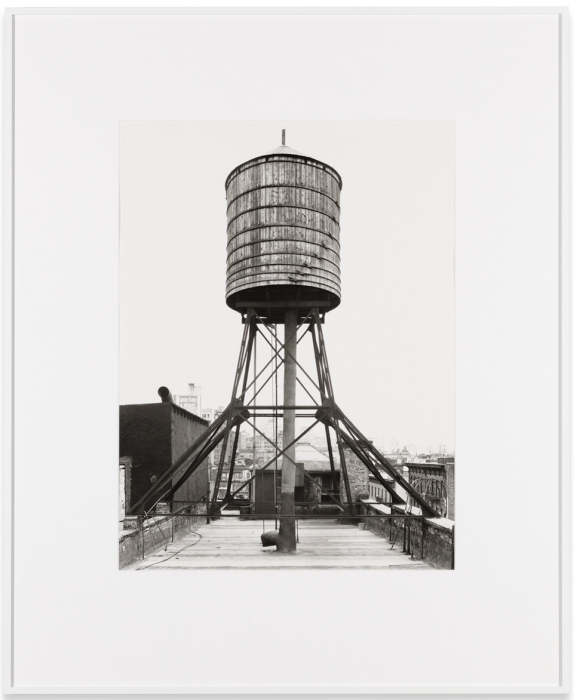 Bernd & Hilda Becher, Water Tower, 1978