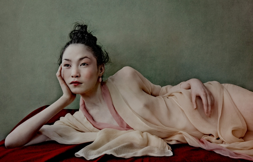 Billy and Hells, Asian Semi-Nude