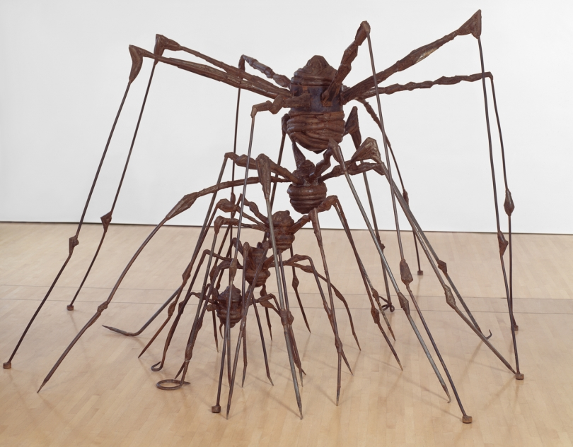Louise Bourgeois, Spiders