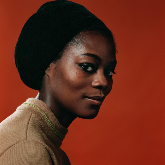 Kwame Brathwaite, Untitled (Ethel Parks at AJASS Studios photoshoot), 1969