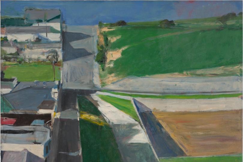 Richard Diebenkorn, California to Light