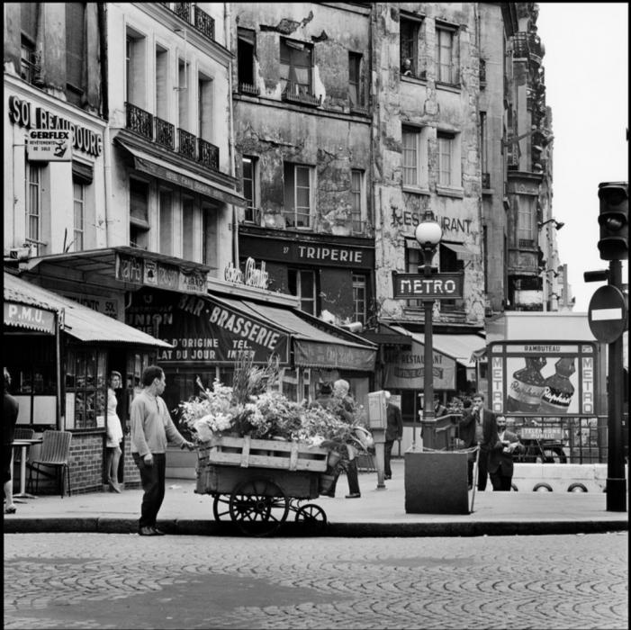Elliott Erwitt, Paris 1970