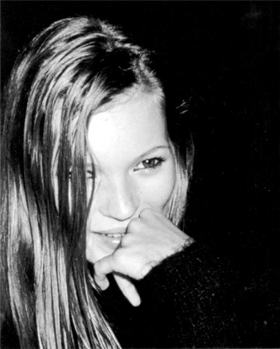 Ron Galella, Kate Moss