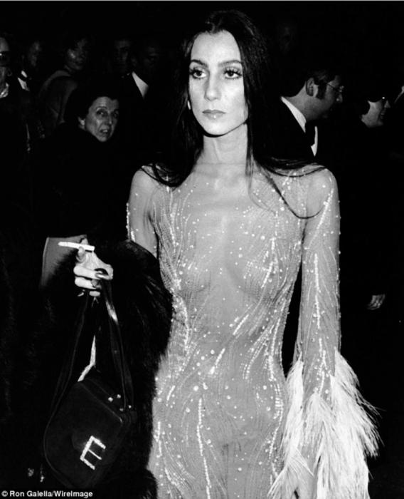 Ron Galella, Cher