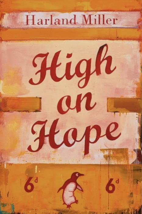 Harland Miller, High on Hope, 2019