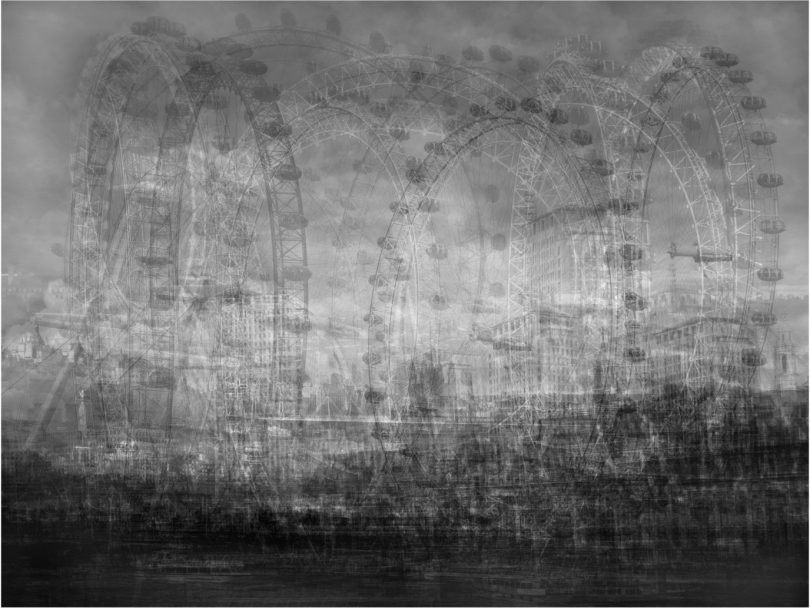 Idris Khan, Ferris Wheels