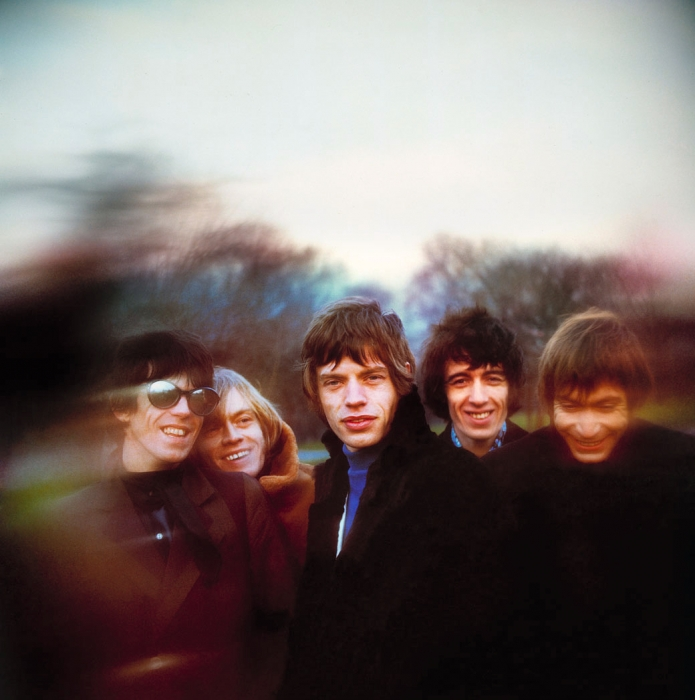 Gered Mankowitz, Rolling Stones