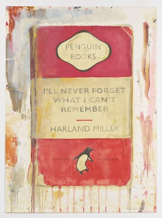 Harlan Miller, I'll Never Forget