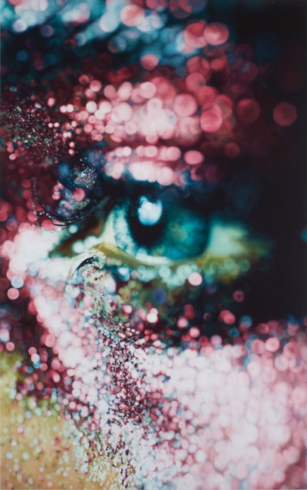Marilyn Minter, Eye