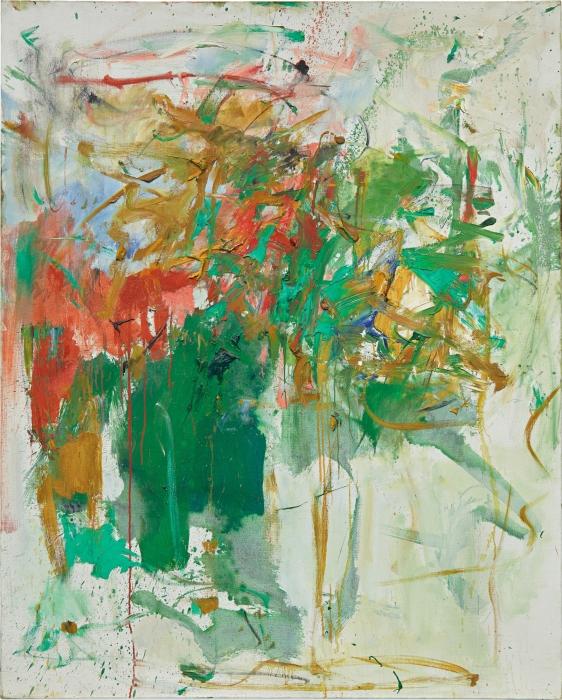 Joan Mitchell, Garden Party