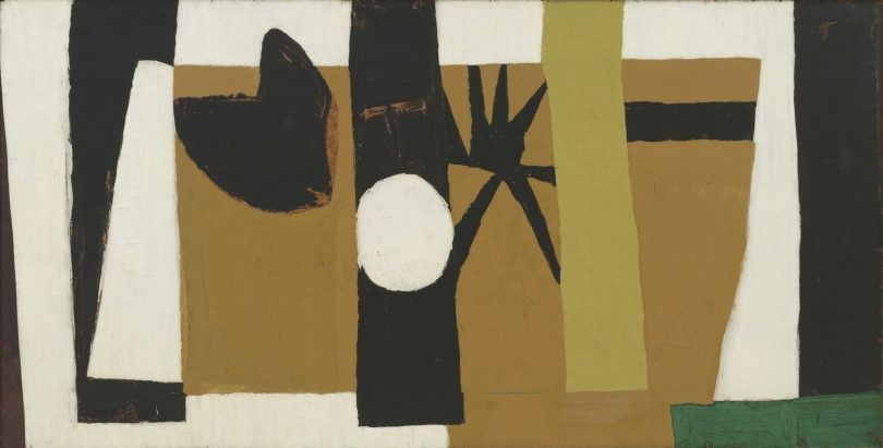 Robert Motherwell, The Voyage
