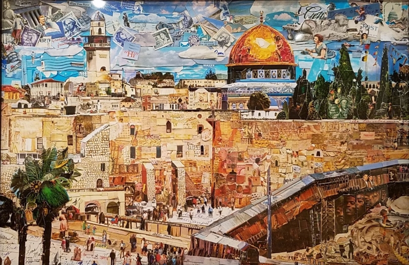 Vik Muniz, Jerusalem
