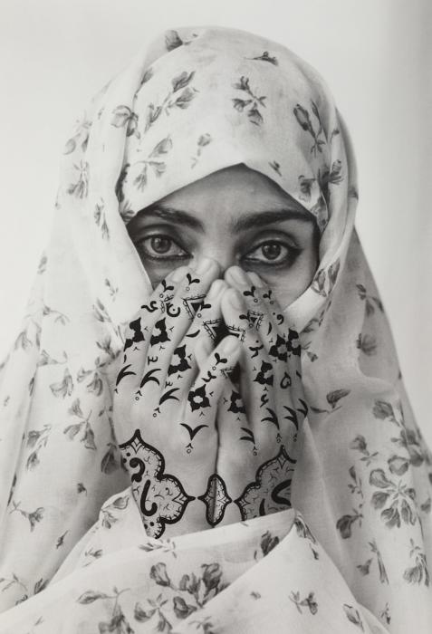 Shirin Neshat, Allah