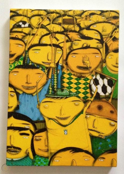 Os Gemeos, Nos Somos Penta!, 2005