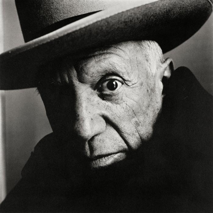 Irving Penn, Picasso