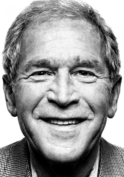 Platon, George Bush, the Son