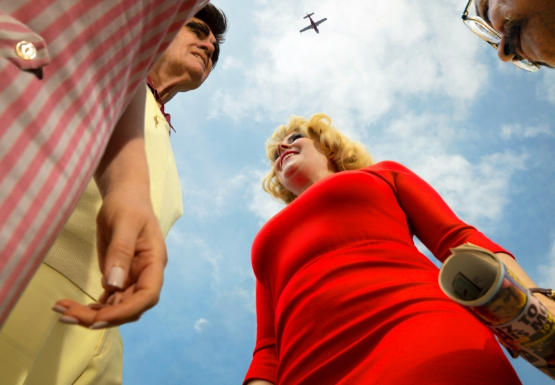 Alex Prager, Woman in Red
