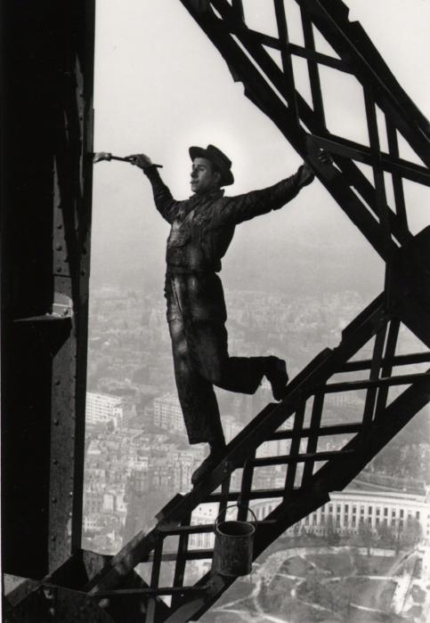 Marc Riboud, Paris