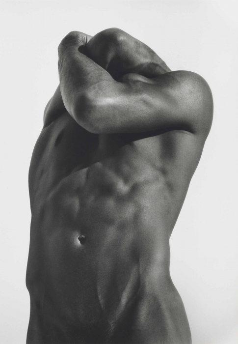 Herb Ritts, Headless Male Nude