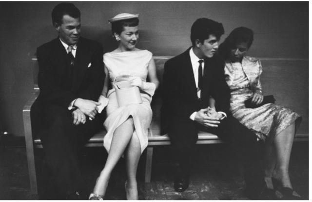 Robert Frank, Reno, NV, 1955