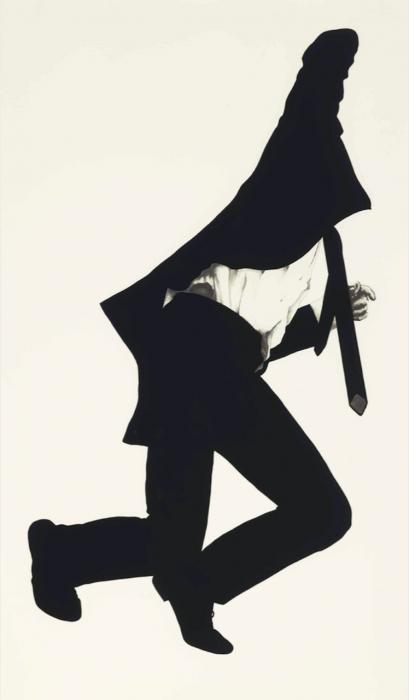 Robert Longo, Frank, 1982-83