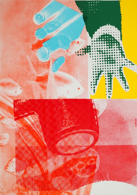 James Rosenquist, For Love