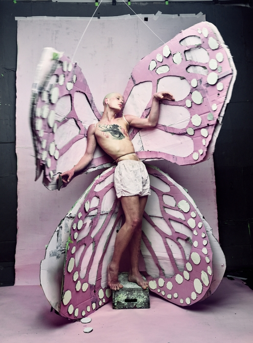 Kristian Schuller, Purple Butterfly