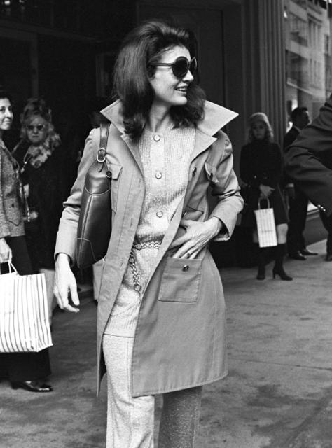 Ron Galella, Jackie Kennedy, New York, NY