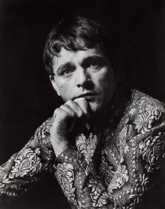 Ormond Gigli, Richard Burton, 1961