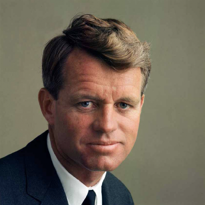 Ormond Gigli, Robert F Kennedy