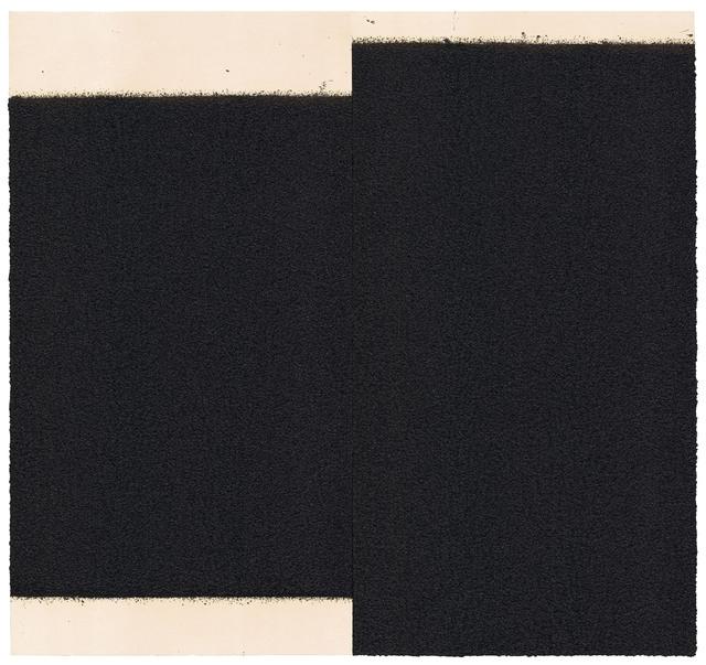 Richard Serra, Backstop, 2021