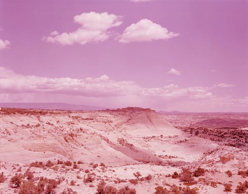 David Benjamin Sherry, Pink Desert