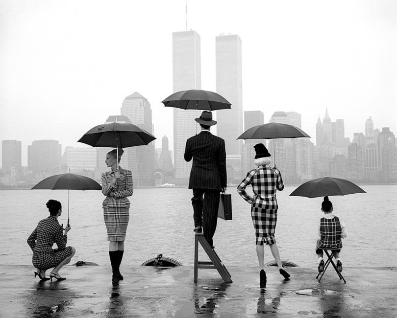 Rodney Smith, 5 Umbrellas