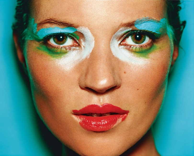 Mario Testino, Painted Face