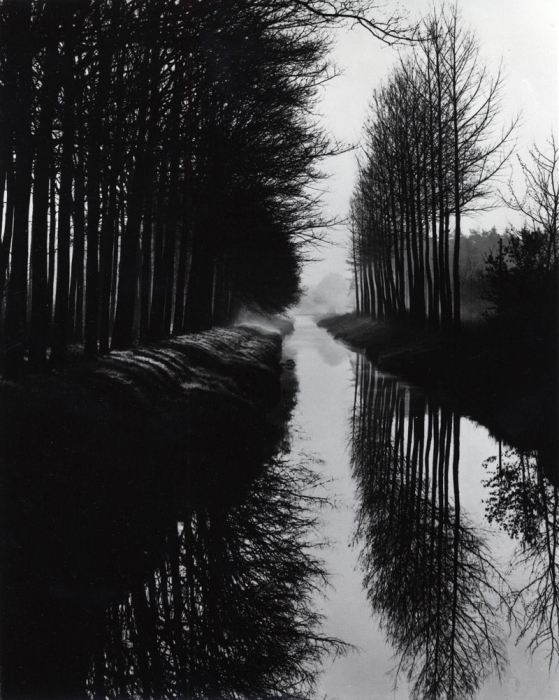 Brett Weston, Canal