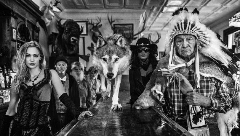 David Yarrow, Crazy Horse