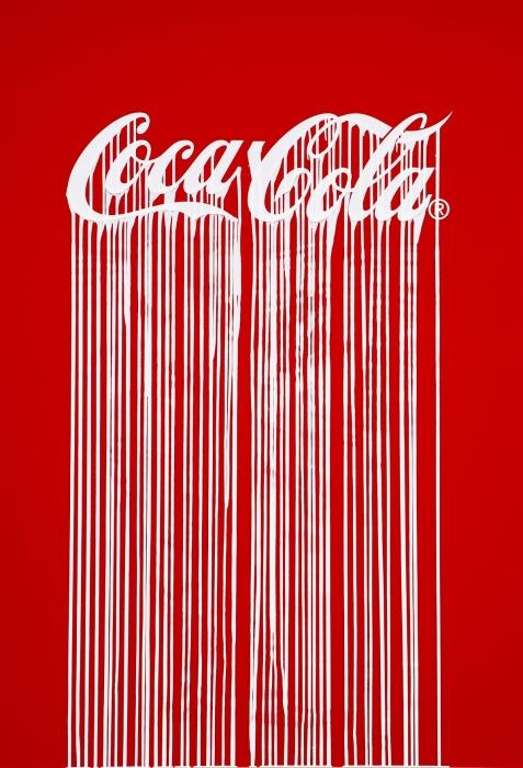 Zevs, Liquidated Coca Cola, 2012
