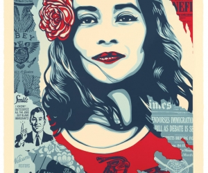 Shepard Fairey, Defend Dignity